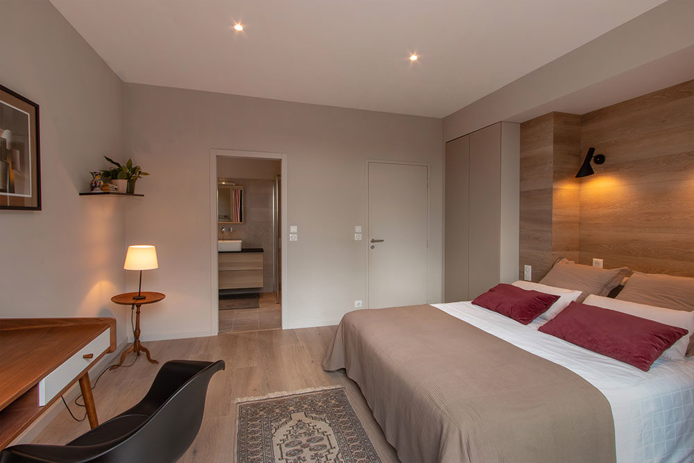 Chambres Location Villa vacance 10 personnes