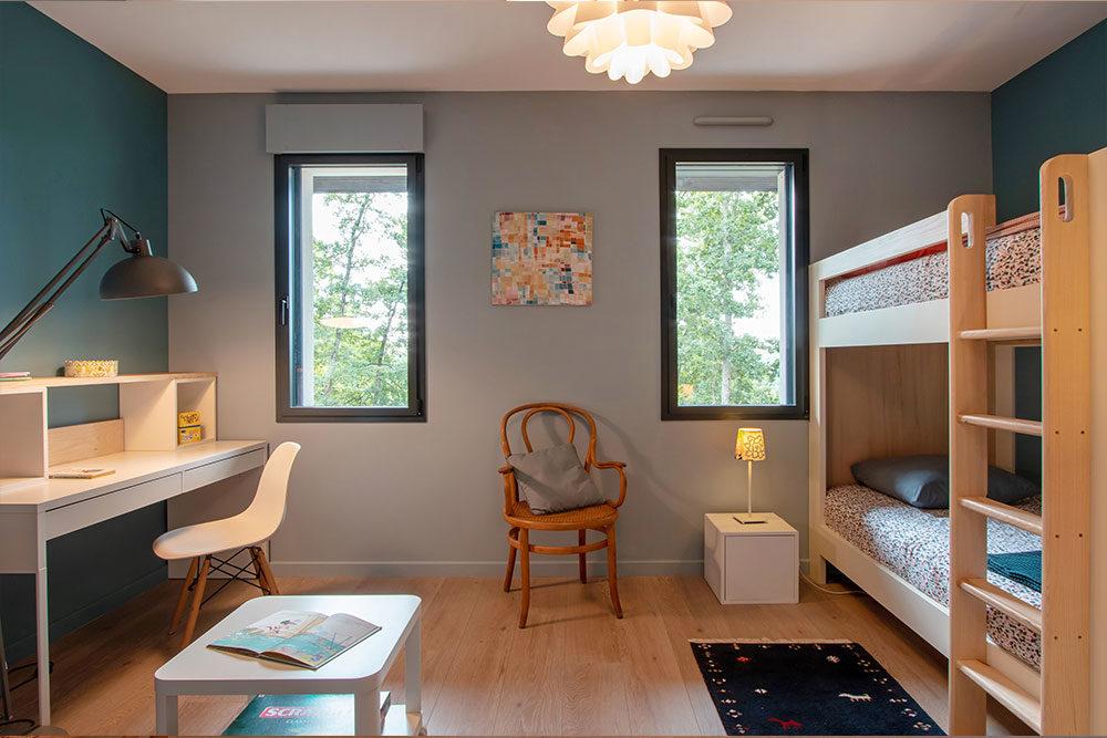 Vacance chambres enfant Villa moderne