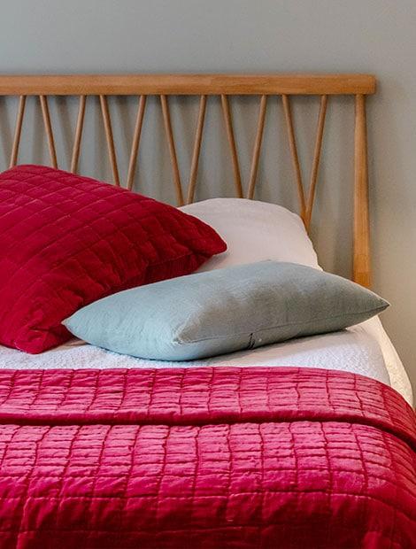Chambres literie de confort